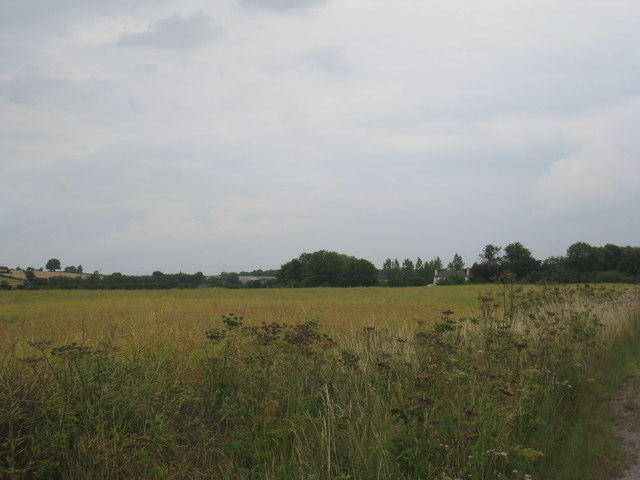 Looking towards Kettleby House