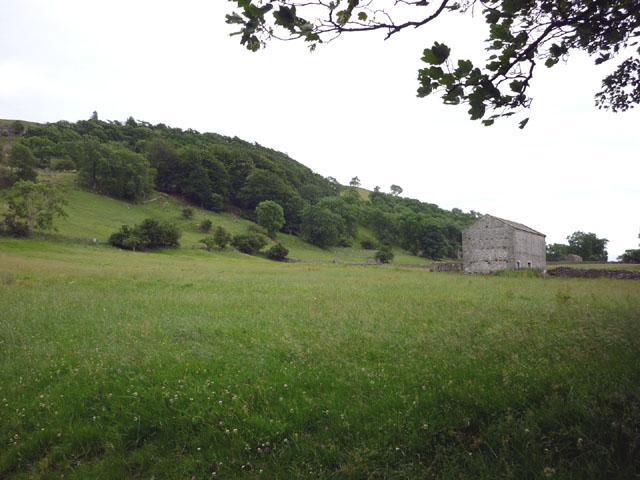 Barn near Morpeth Gate