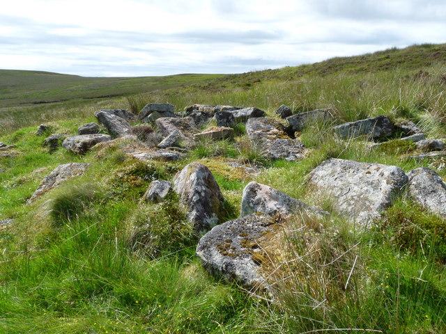 Ruin, Coire na Beinne