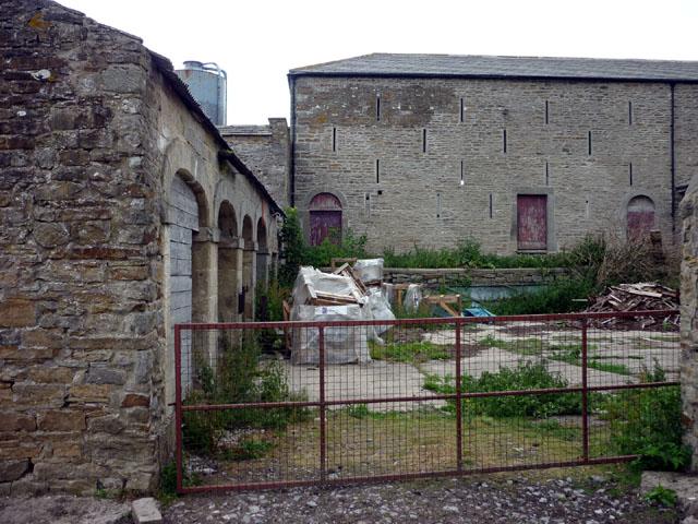 Farm buildings, Swinithwaite Hall