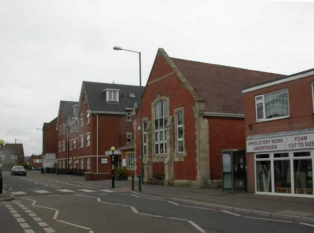 Southbourne Library