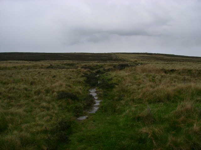 Paved  Pannierway  over  Lealholm  Rigg