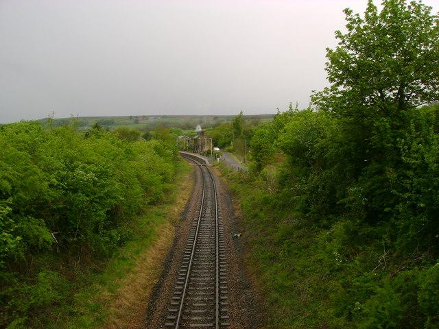 Lealholm  Station  and  Esk  Valley  Line