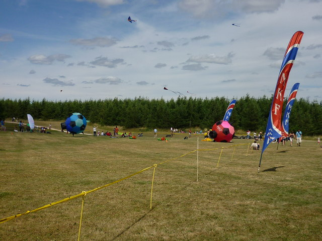 Kite Flying Day at Rushcliffe Country Park