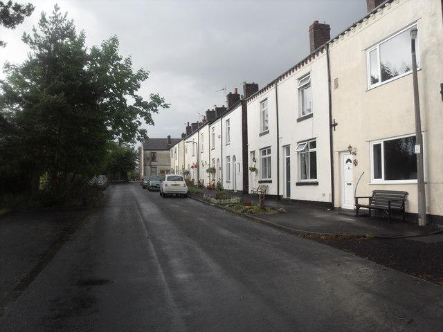 Lord Street - Gin Pit Village