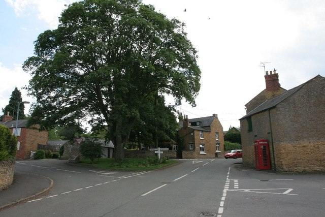 Looking towards the High Street