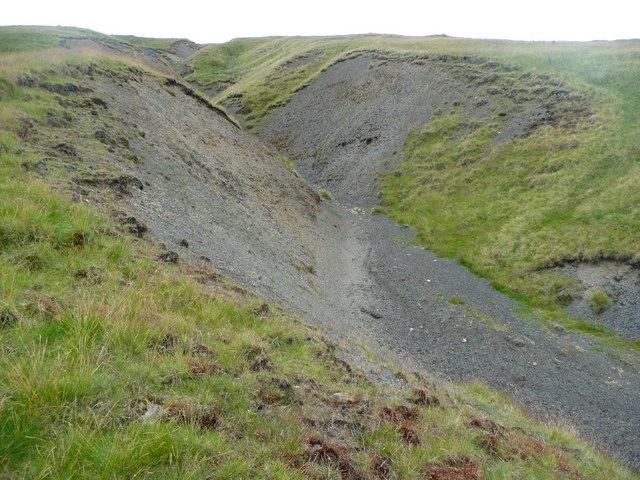 Wreck Beds, Inchfield Moor, Todmorden -