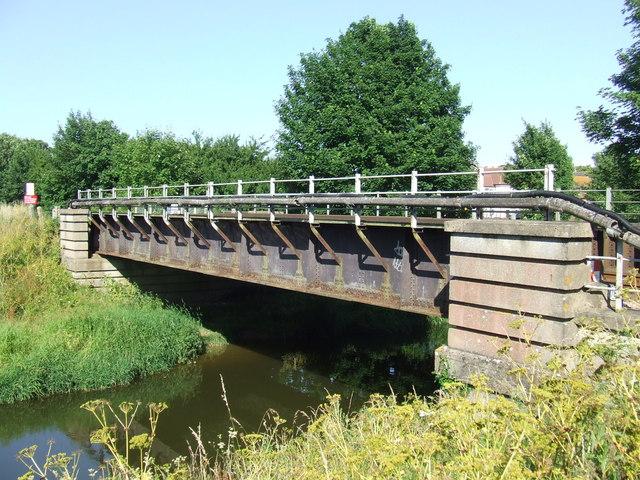 Railway bridge, Rye