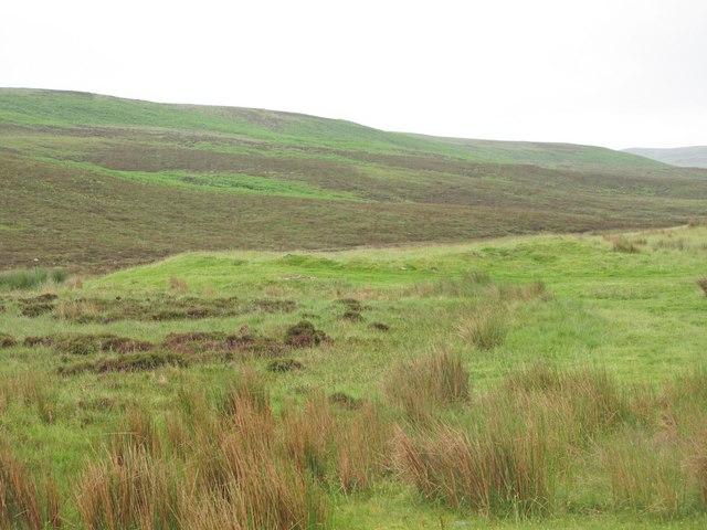 Hut Circle at Achamore