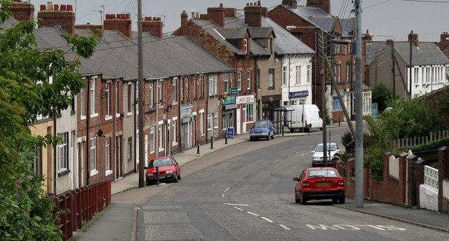 Craghead, County Durham