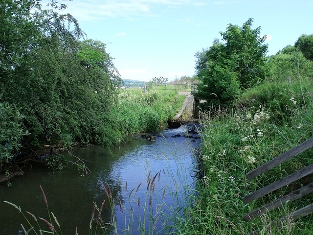 Weir on the Kelvin