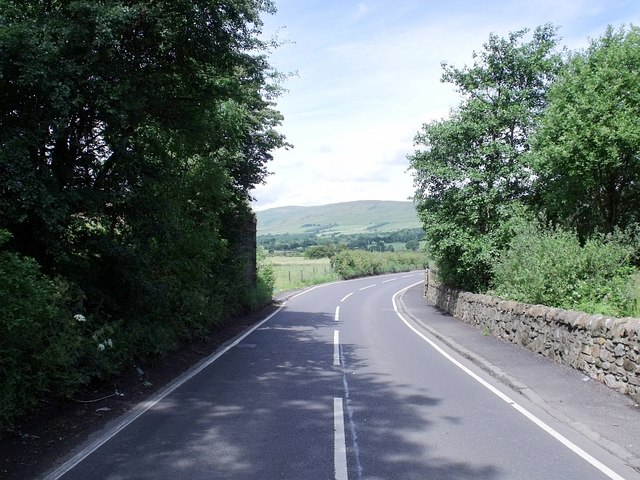 Twechar to Queenzieburn road
