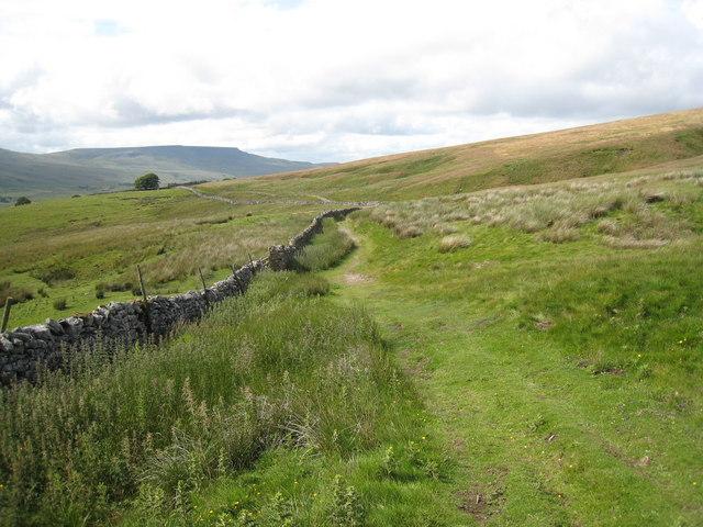 The High Way near Johnston Gill