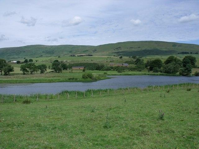 Antermony Loch