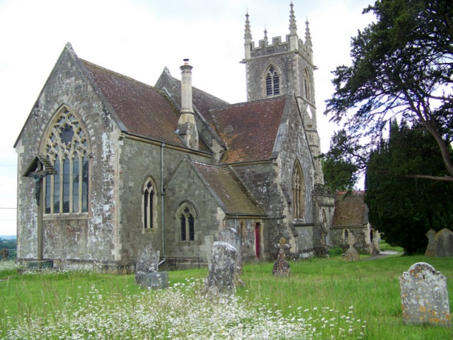 St James Church, Shaftesbury