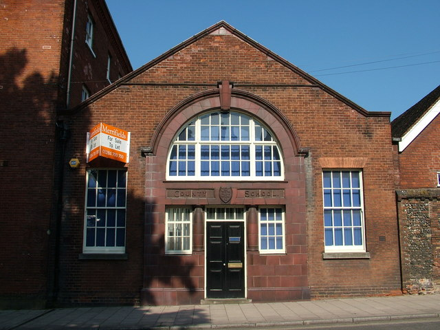 County School, Northgate Street