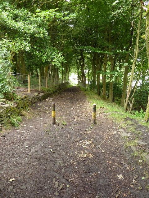 Green's Lane, Bacup