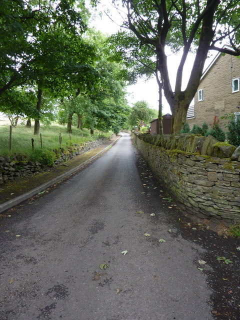Todmorden Old Road, Bacup