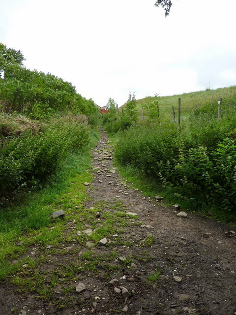Old Meadows Road, Bacup