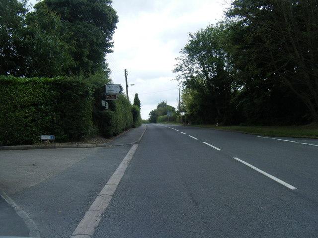 A5013 Stafford Road