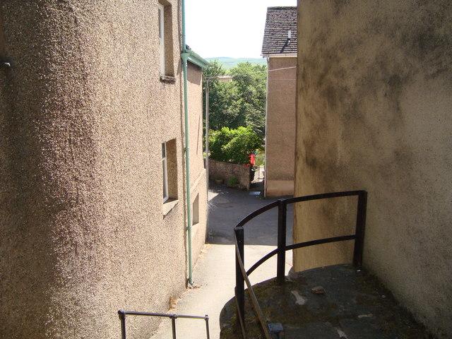 Looking down towards Mellbecks from Stoneshot, Kirkby Stephen
