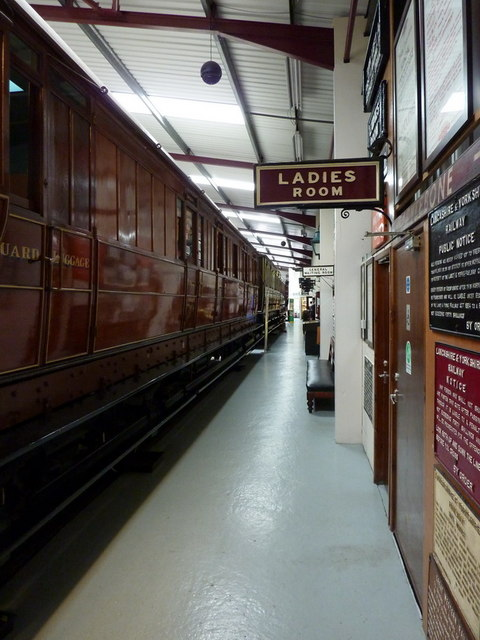 Museum of Rail Travel, Ingrow West Railway Station