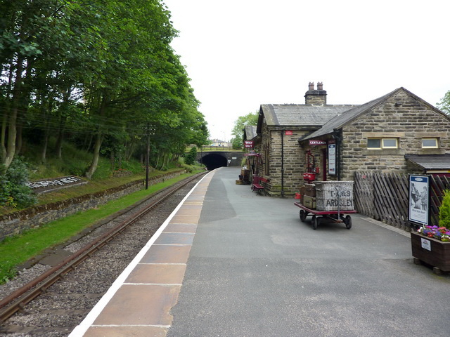 Ingrow West Station