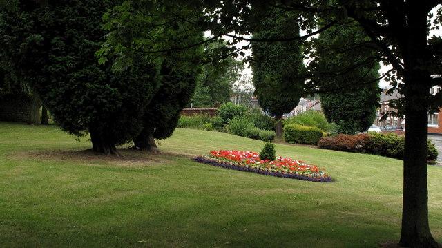Public Garden in Birtley