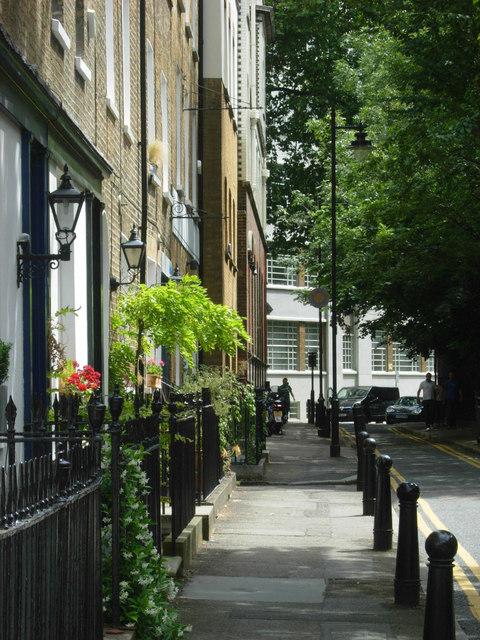 St James's Walk, Clerkenwell