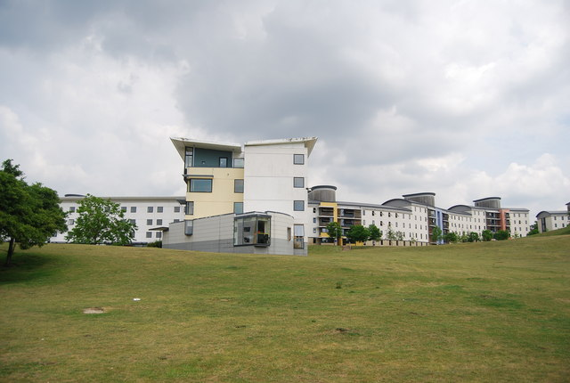 UEA: Nelson Court and Colman House