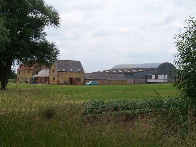 Lower Farm, Murcot