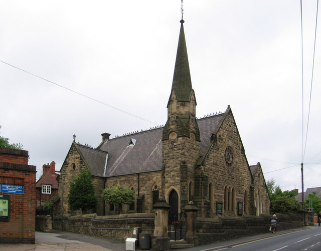 Melbourne - United Reformed Church