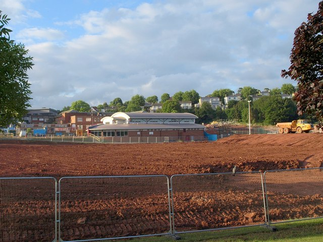 Levelling the playing field, Torquay Community College