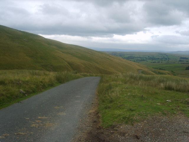 Road to Adamthwaite