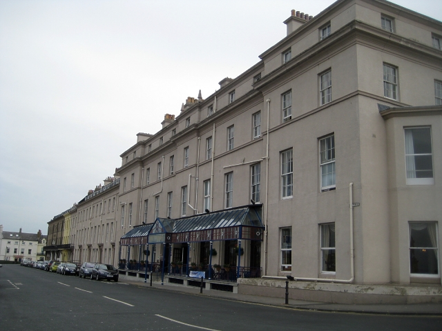 Royal Hotel, East Terrace