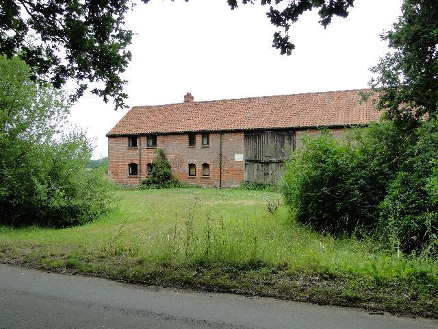 Partially Converted Barn at Capslough Farm