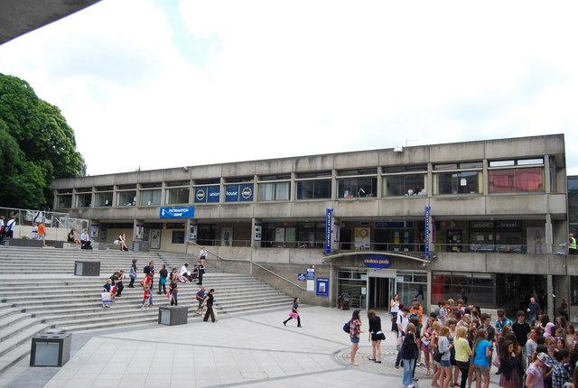 UEA: The Square
