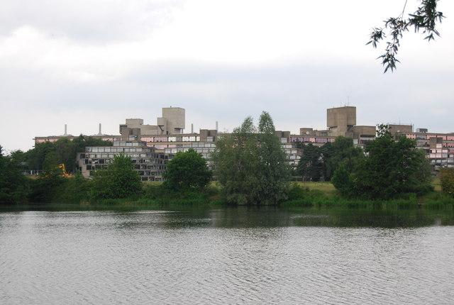 UEA across University Broad