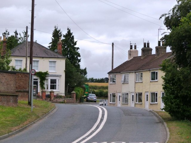 Houses in Yafforth