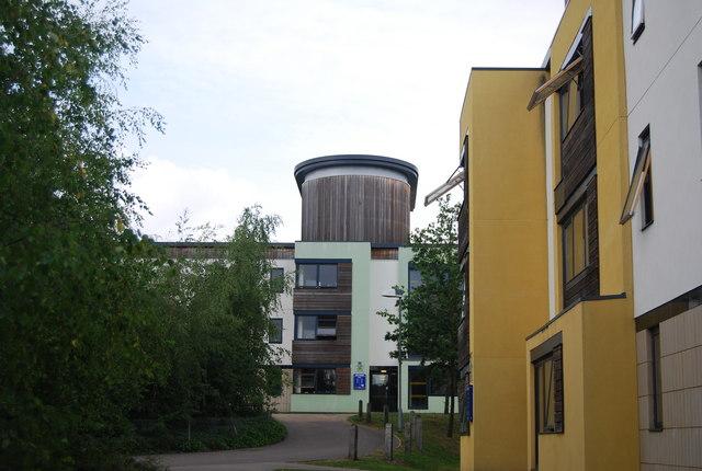 UEA: Kett House