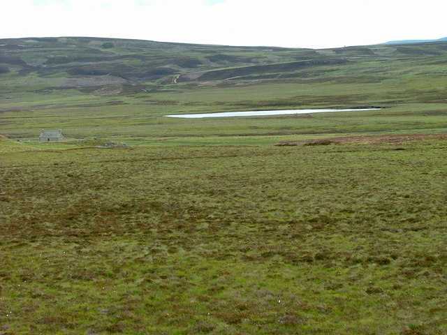 Grouse moor near Glentarroch