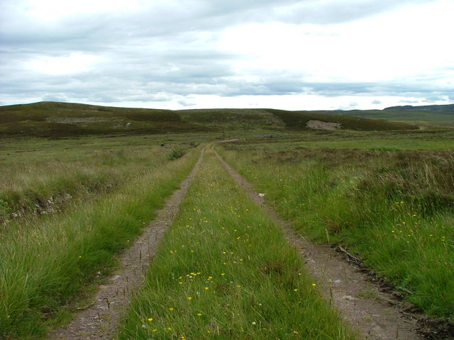 Track to Glentarroch