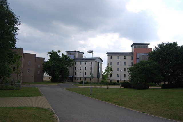 UEA: Victory House and Paston House