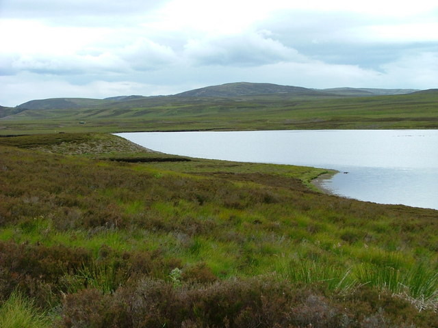 Southern end of Lochindorb