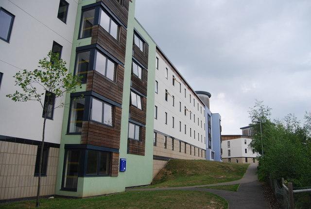 UEA: Britten House
