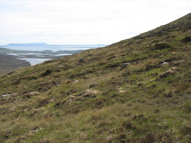 The southern slopes of Mula