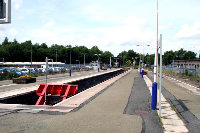 Wigan Wallgate Station