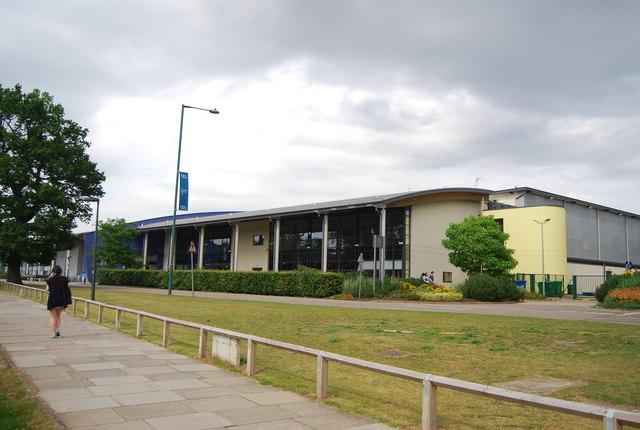 UEA: Sportspark
