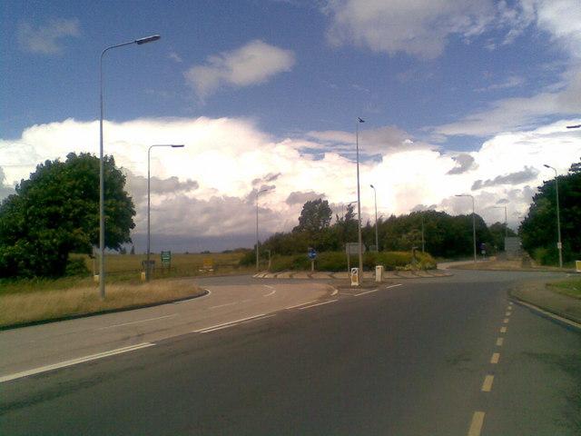 Harborough Road North