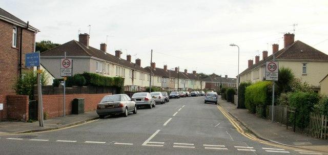 Hampden Road, Newport